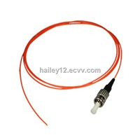 ST/PC SX MM 50/125 Fiber Optic Pigtail with Orange Cable