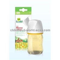 Safe Bionic Feeding Bottle,160ml, ecobe  A101