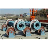 Self-Stressing Concrete Pipe Machine for Pressure Pipe 0.4-1.2 MP