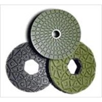 Snail Lock Diamond Polishing Pads