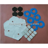 Soft power supply silicon Thermal gap pad