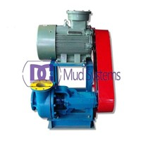 Solid control -shear pump