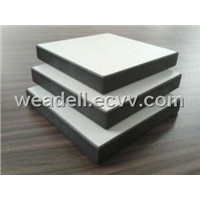 Solid phenolic core panel