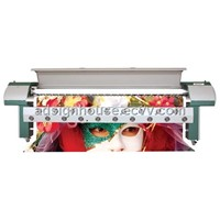 Solvent Printer with Seiko Printheads
