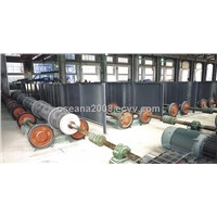 Spun Concrete Pile Making Machine of 300,400,500,600mm
