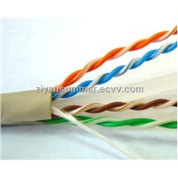 UTP/FTP/SFTP  Cat6 Network cable ethernet cable with Copper conductor