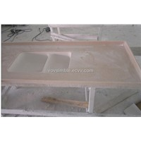 Vovsimble First Class bathroom Solid Surface Countertop