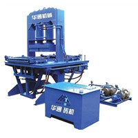 WL 2500 Curbstone Brick Machine