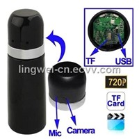 Water Bottle Camera Water Bottle Hidden Camera Bottle Video Recorder Bottel Spy Camera (LW-BT080)