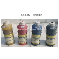 Water Ink & Sovent Ink Printing Machine Ink for Indoor Machine and Outdoor Machine
