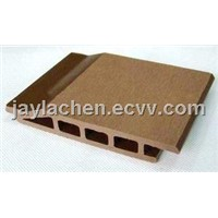 Waterproof WPC Wall Panel Wood Plastic Composite