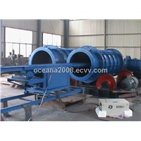 Wet Spun Pipe Making Machine for Pre-Stressed Pipes