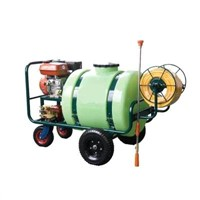 Wheel Skid Mount Sprayer Garden Power Sprayer 120liter Tank Sprayer