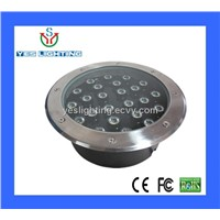 YES-TM-2424A LED underground lamps, led underground lights, outdoor lighting, garden lamps