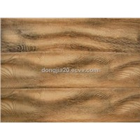 Zebra Wood Grain Laminate Flooring