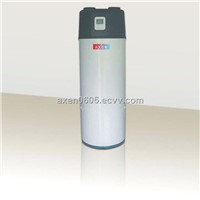 all in one hot water heat pump water heating equipment