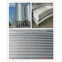 assembly steel silo for wheat, corn, rice,  grain storage silo