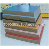 both side melamine faced mdf board