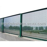 bridge fencing net