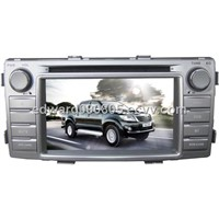 car multimedia playe for 2012 Toyota Hilux with TV,Bluetooth,IPOD and GPS