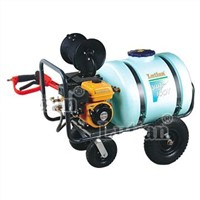 Cart Washer Cleaning Tank Power Washer Super Wall Road Washer Machine Automobile Washer