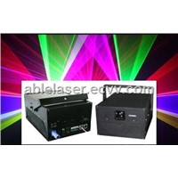 Cheap Hot 5w RGB Laser Projector
