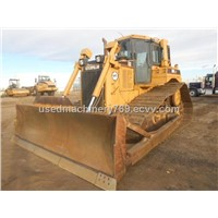 Earthmover Used Bulldozer Caterpillar D6r