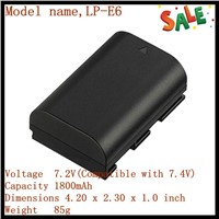 factory price battery LP-E6