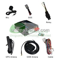 gps tracking device for car tracker with listen in