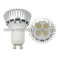 high power mr16 gu10 4x1w spotlight