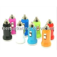 Hot Sales Universal USB Port Car Charger 8 Color Option Quality Gurantee