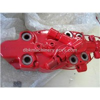 injection pump for diesel pile hammer