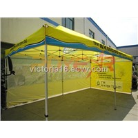 large 3x6m exhibition pop up tents by Victoria
