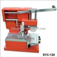 manual hot sales ink cup pad printing machine