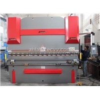 Manual Sheet Metal Bending Machine  - WC67Y Hydraulic