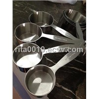 measuring cups stainless steel measuring cup 18/8 measuring cup
