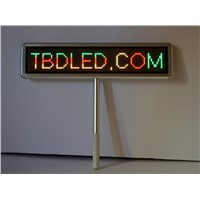 mini led display,led moving sign board-C1696