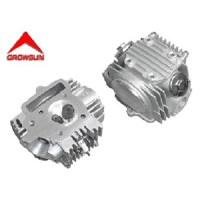 motorcycle engine parts of cylinder head and cylinder head cover