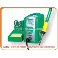 new arrived cheapest Intelligent Liquid Crystal Free-lead welding Station