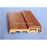 pvc door, pvc interior door panel, pvc window profile
