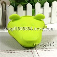 soft and durable animal shaped silicone glove