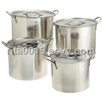 stock pot high pot high quality stainless steel stock pot