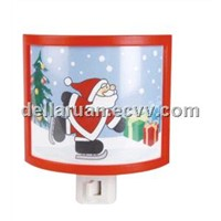 swtch night light with photo frame shape christmas light UL