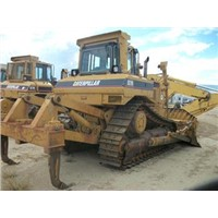 Used Bulldozer Used Earthmover Used Heavy Equipment Catd7r