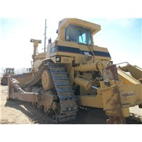Used Heavy Equipment Catd10r Bulldozer Soil Shifter