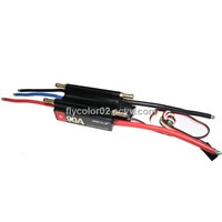 water-cooled 90A 2-6S SBEC 5.5V/4A  ESC for RC boat & ship