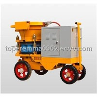 wet-mix cement shotcrete machine