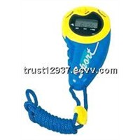digital plastic sport stopwatch for promotiion gift