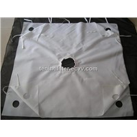 polypropylene filter press cloth