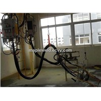 portable spot welding machine for automobile and home appliance industry